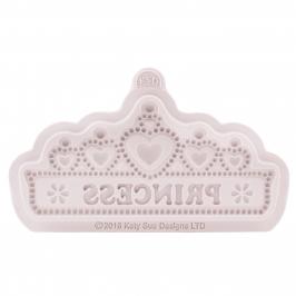 Molde de silicona Corona Princesa - My Karamelli