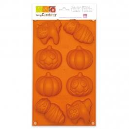 Molde de silicona Halloween - My Karamelli