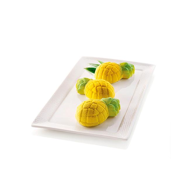 Molde de Silicona Mini Ananas