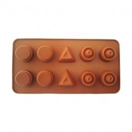 Molde de silicona Modern chocolates