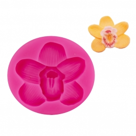 Molde de Silicona para Hacer Orquídeas