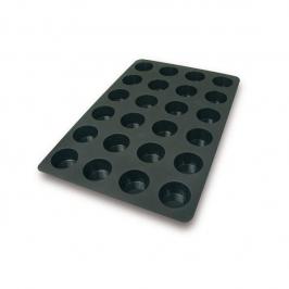 Molde de Silicona Profesional para 24 Muffins