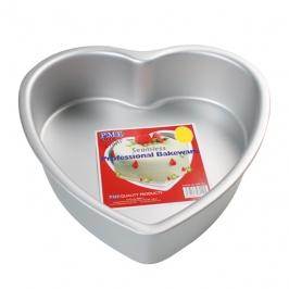 Molde Forma Corazón 25 cm