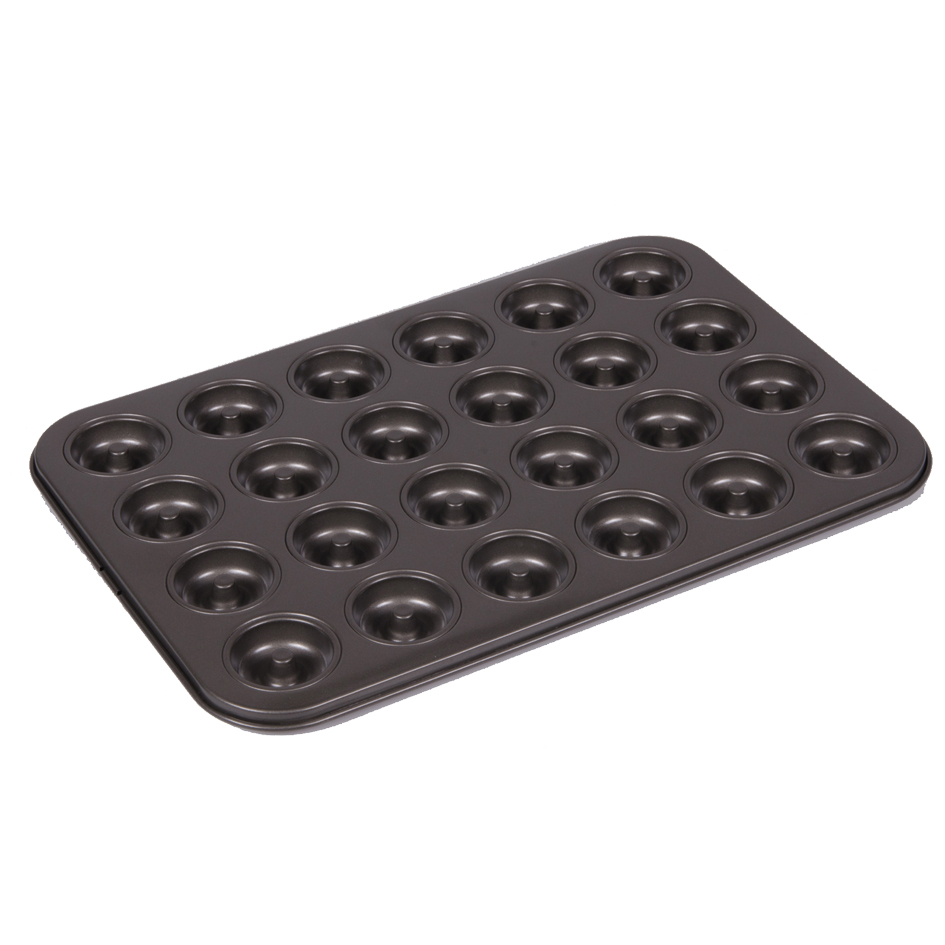 Molde antiadherente para Mini Donuts