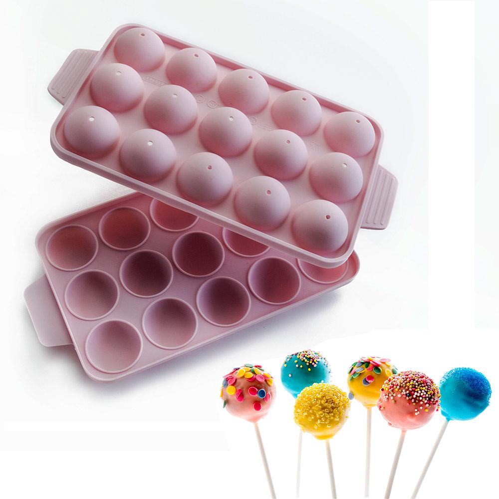 Molde para Cake Pops Ibili