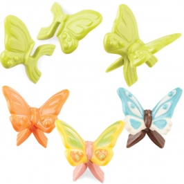 Molde para Chocolate alas de Mariposa