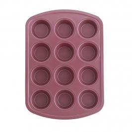 Molde para 12 Muffins o Cupcakes
