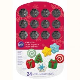 Molde para hacer galletas de navidad