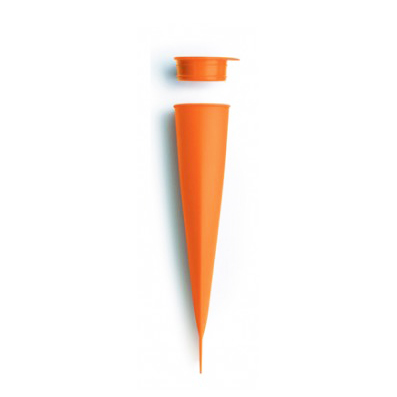 Molde para Helado Naranja