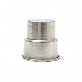 Molde para Mini Tartas 7,5 x 8 cm