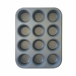 Molde para muffins 26x35cm