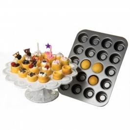 Molde para realizar mini Pastelitos Rellenos