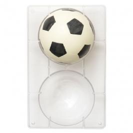 Molde policarbonato Balones de fútbol 12 cm