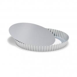 Molde Redondo Desmontable para Tartas y Quiché 24 cm