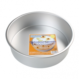 Molde redondo para tartas 35 x 7,5cm PME