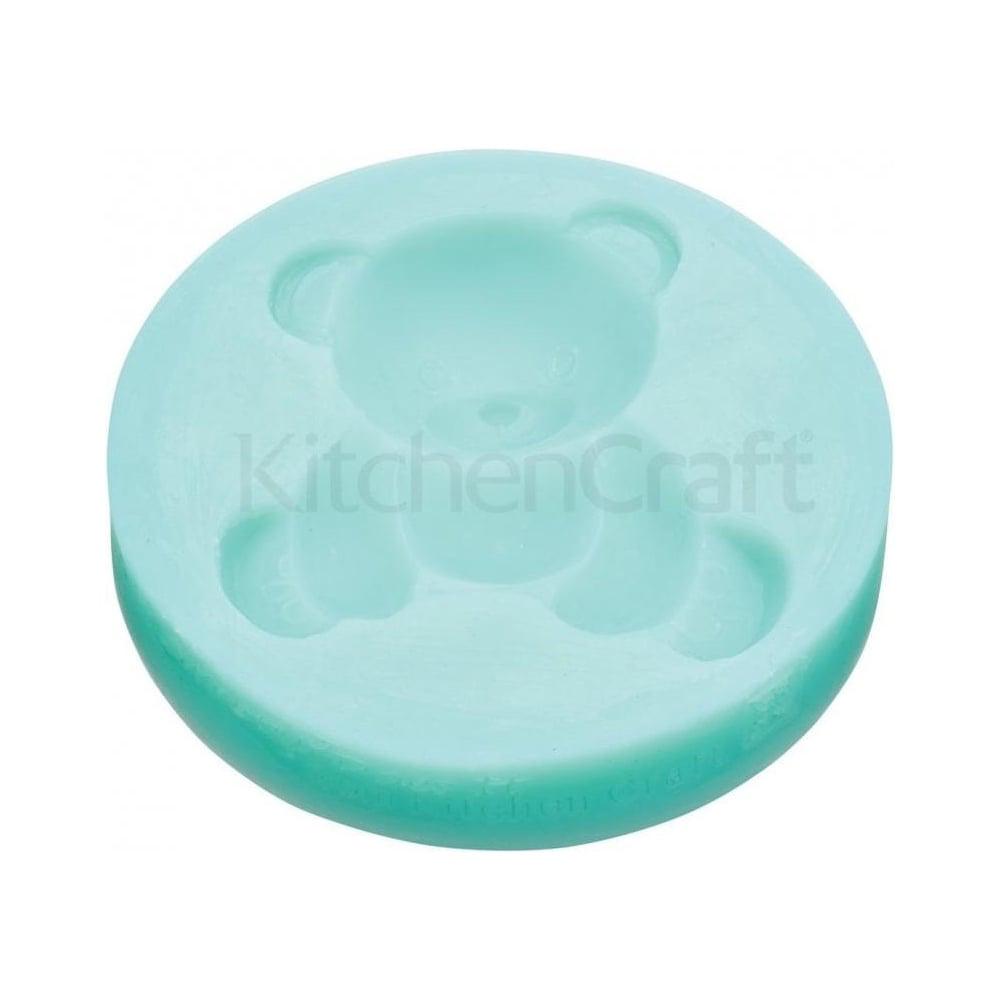 Molde silicona osito teddy