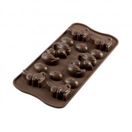 Molde Silicona para Chocolate Easter