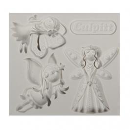 Molde de silicona Fairy Princess