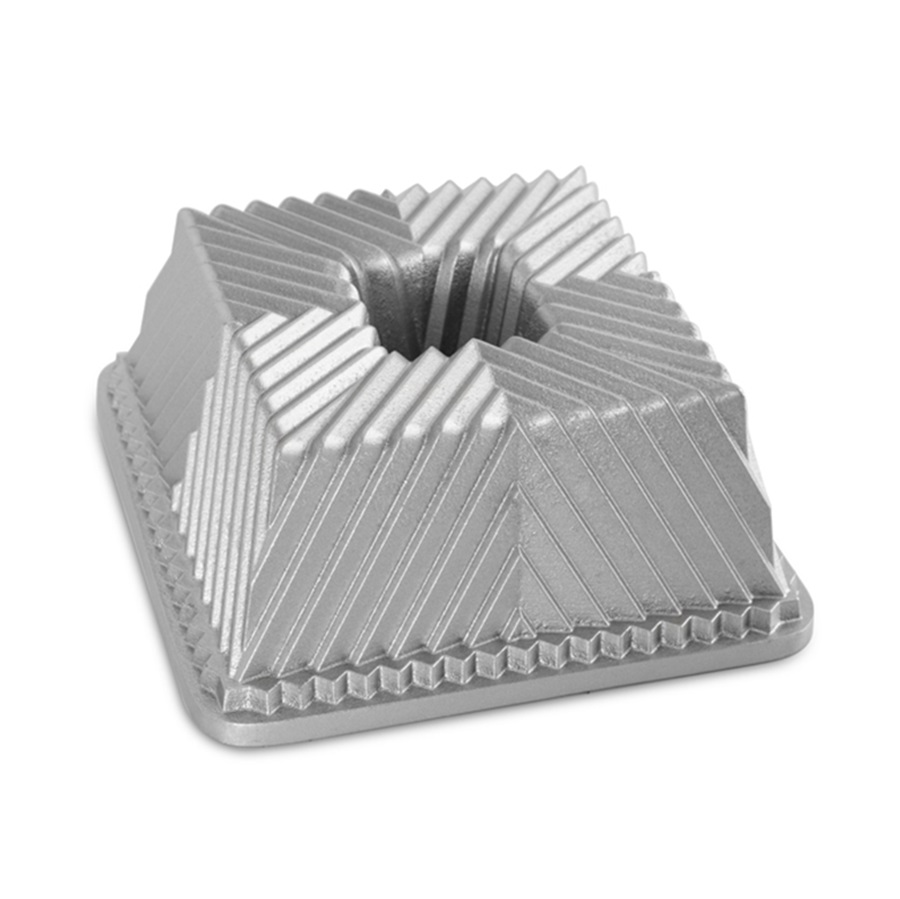 molde squared pan de Nordic Ware