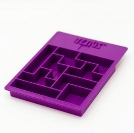 Molde para chocolate Tetris