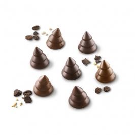 Molde de Silicona para Chocolate Árbol