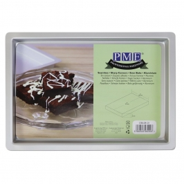 Molde para Brownie 30 cm x 20 cm
