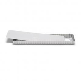 Molde para Tartas o Quiche Rectangular 35 cm x 11 cm