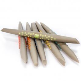 Set de 6 herramientas de modelado profesionales punta blanda