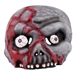 Máscara de Halloween Zombi - My Karamelli