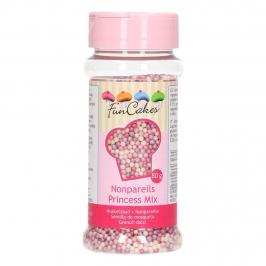 Nonpareils Princesas Mix 80 gr - FunCakes
