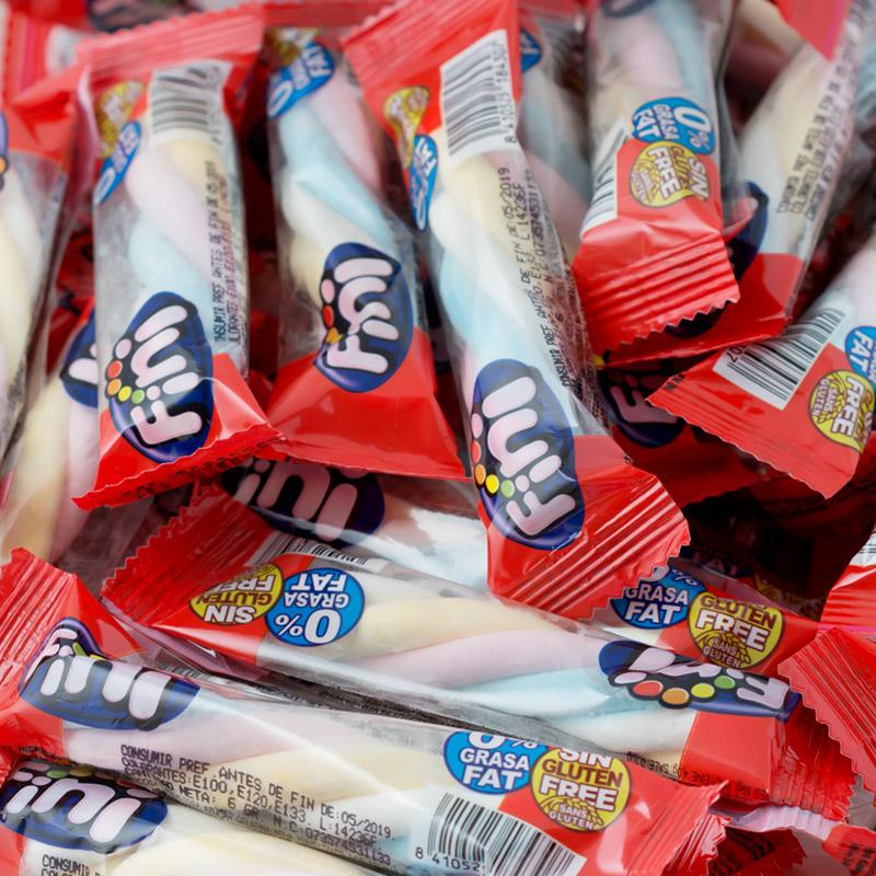 Nubes de Azúcar Multicolor 70 Uds - My Karamelli