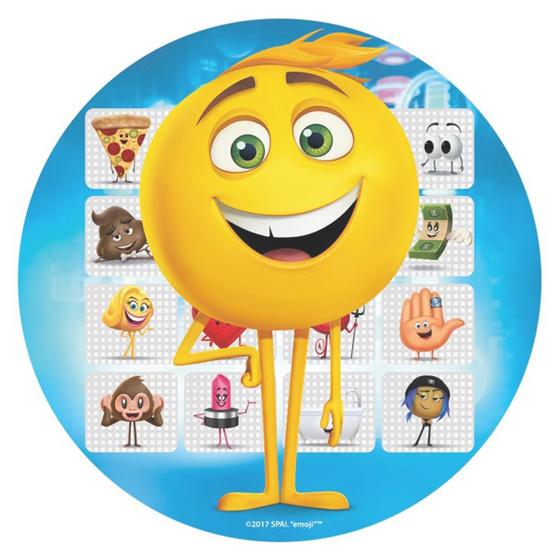 Oblea Emoji La Película Modelo A