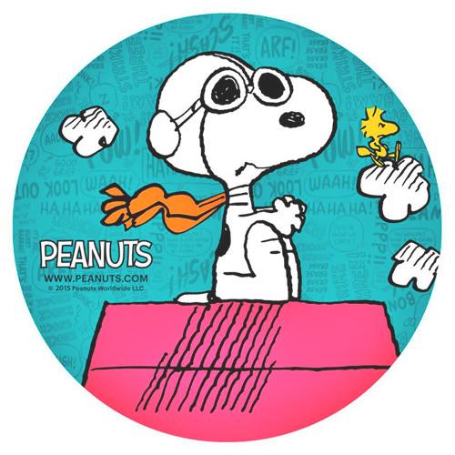 Oblea Snoopy y Emilio 20 cm