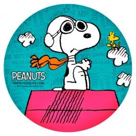 Oblea Snoopy y Emilio 20cm