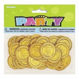 Pack 144 Monedas de Oro