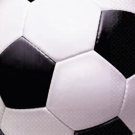 Pack 16 servilletas Balón de Fútbol