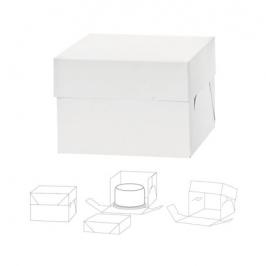 Pack 25 cajas para tarta 30 x 30 cm