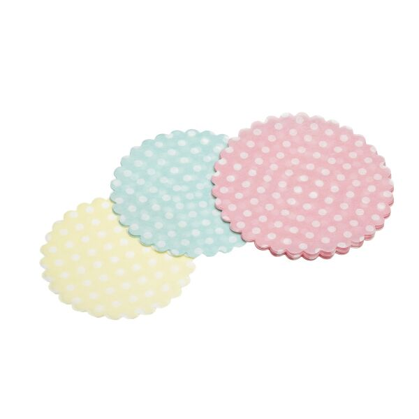Pack de 30 bases para Cupcakes Kitchen Craft