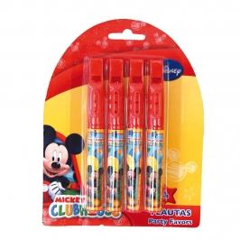 Pack 4 Flautas