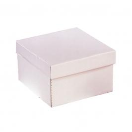 Pack 5 Cajas para tartas 25 x 25 x 15 cm Culpitt
