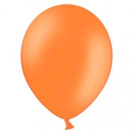 Pack de 10 Globos Naranja Pastel