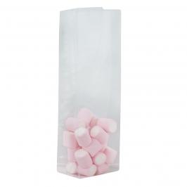 Pack de 100 Bolsas con Base de 24 cm de alto