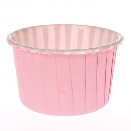 Pack de 100 Cápsulas para cupcakes Rosa Pastel