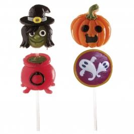 Pack de 2 Brochetas de Gominola Halloween