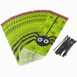 Pack de 20 Bolsas para Chuches Araña