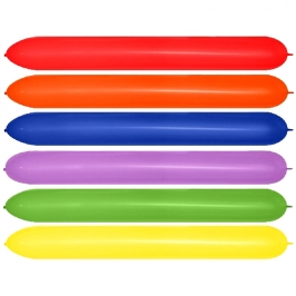 Pack de 20 Globos Linkoloon colores surtidos 150cm