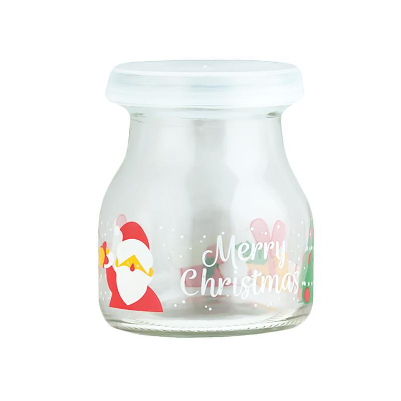Pack de 6 Tarros Navidad 7 cm