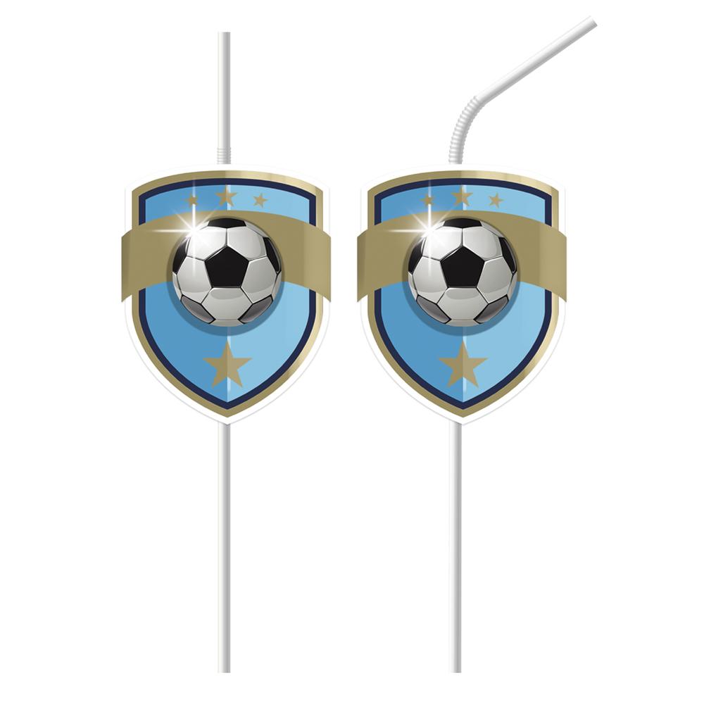 Pajitas Futbol Party