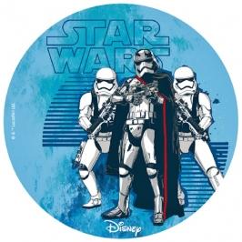 Papel de azúcar Star Wars Modelo B