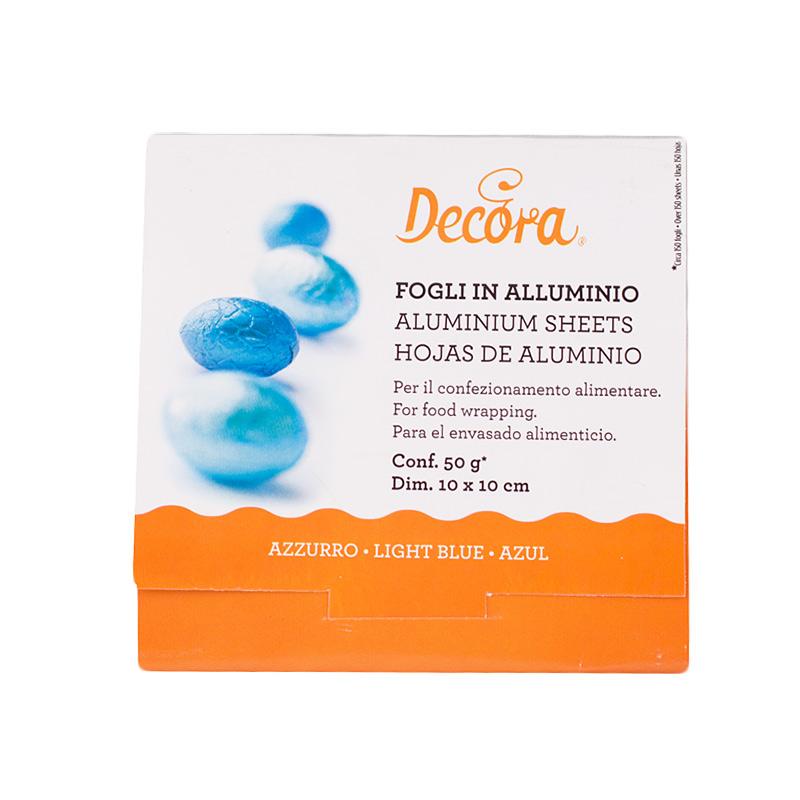 Papel para Envolver Dulces Color Azul - My Karamelli